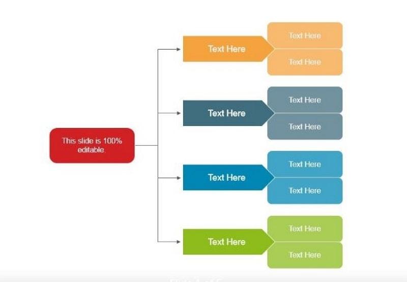 process flow chart template powerpoint