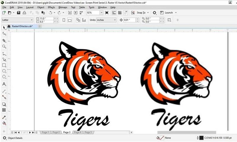 vector editing software