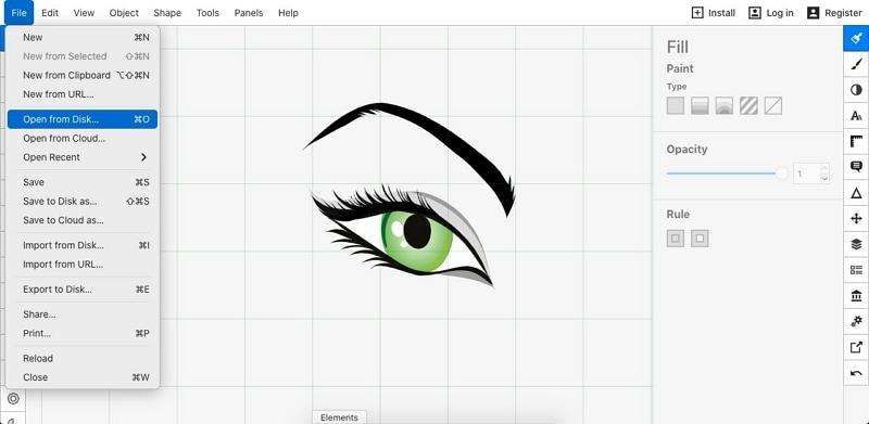 edit svg icon