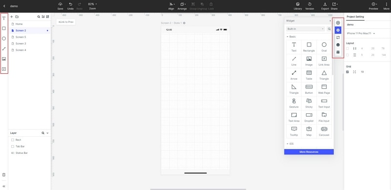 how to create an app for iphone