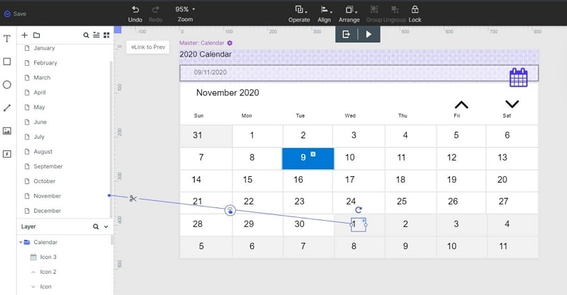 create your own photo calendar online free