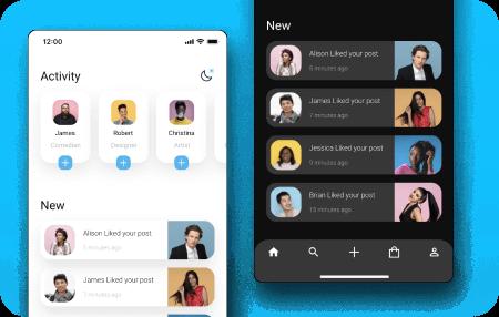 Native Mobile App Prototype