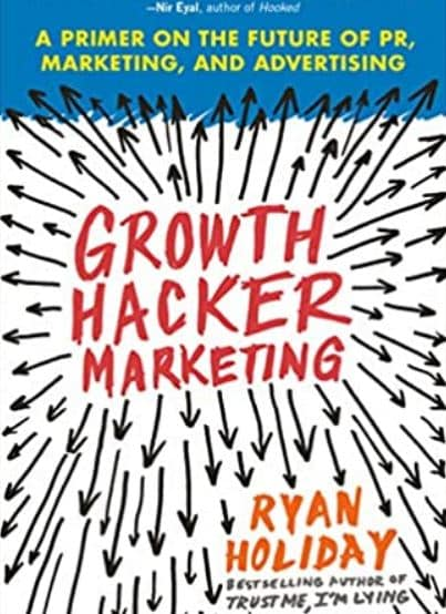hacking growth book
