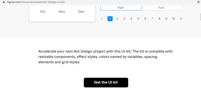 ant design system for figma download
