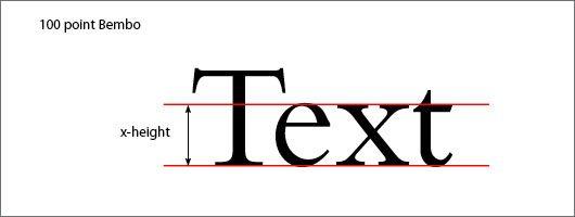 baseline typography