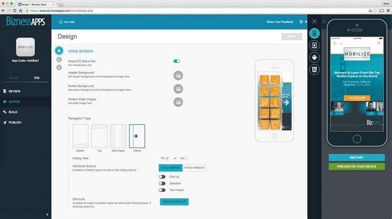 android app creator online