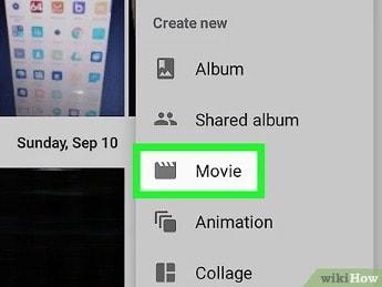 how to create a google slideshow