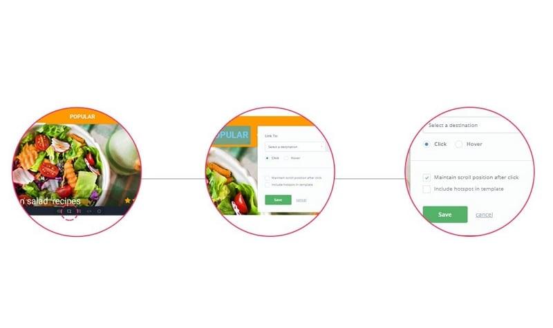 clickable prototype tools