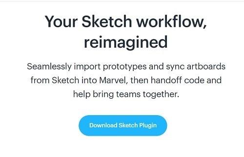 marvel sketch plugin