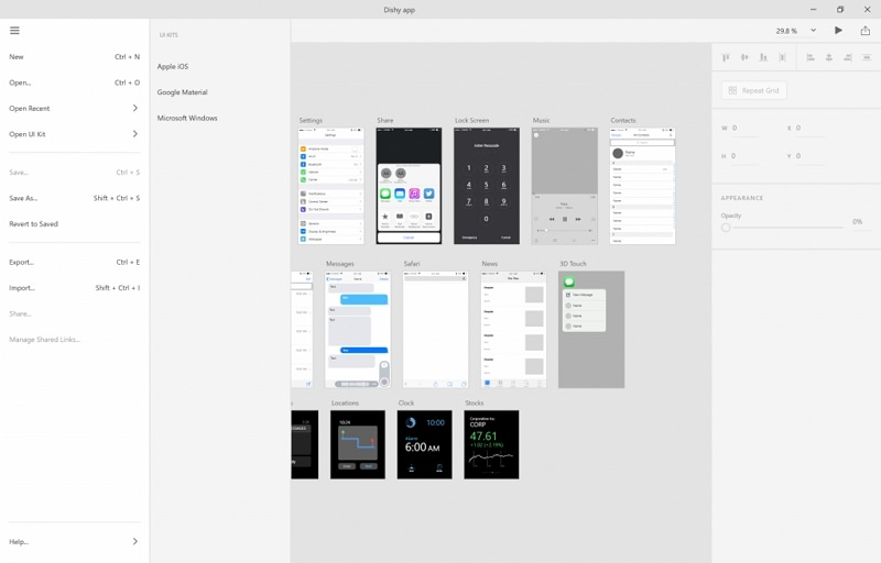 mobile app prototyping tools