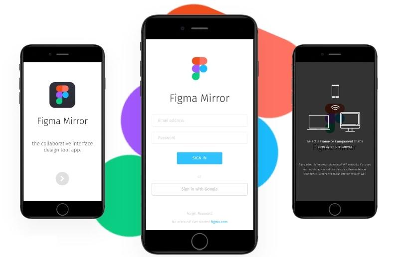 figma mirror