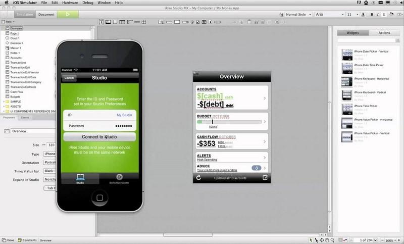ipad prototyping app