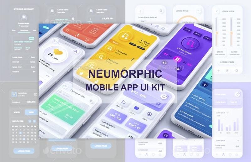 neumorphism design