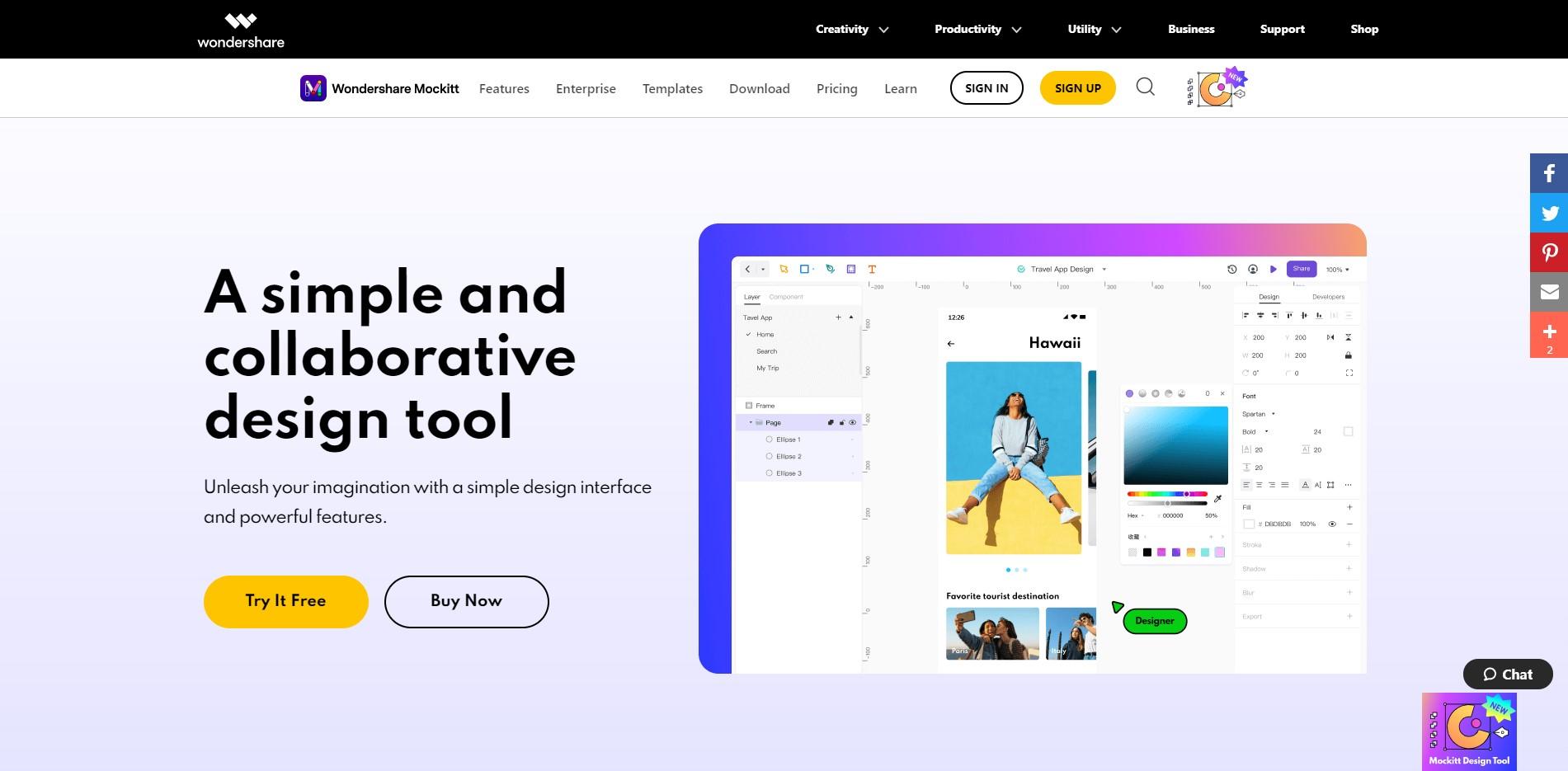 ui design space