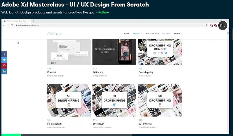ui ux design course online