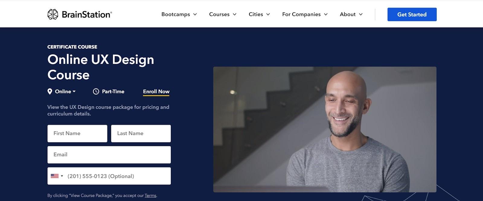 ux ui design bootcamp