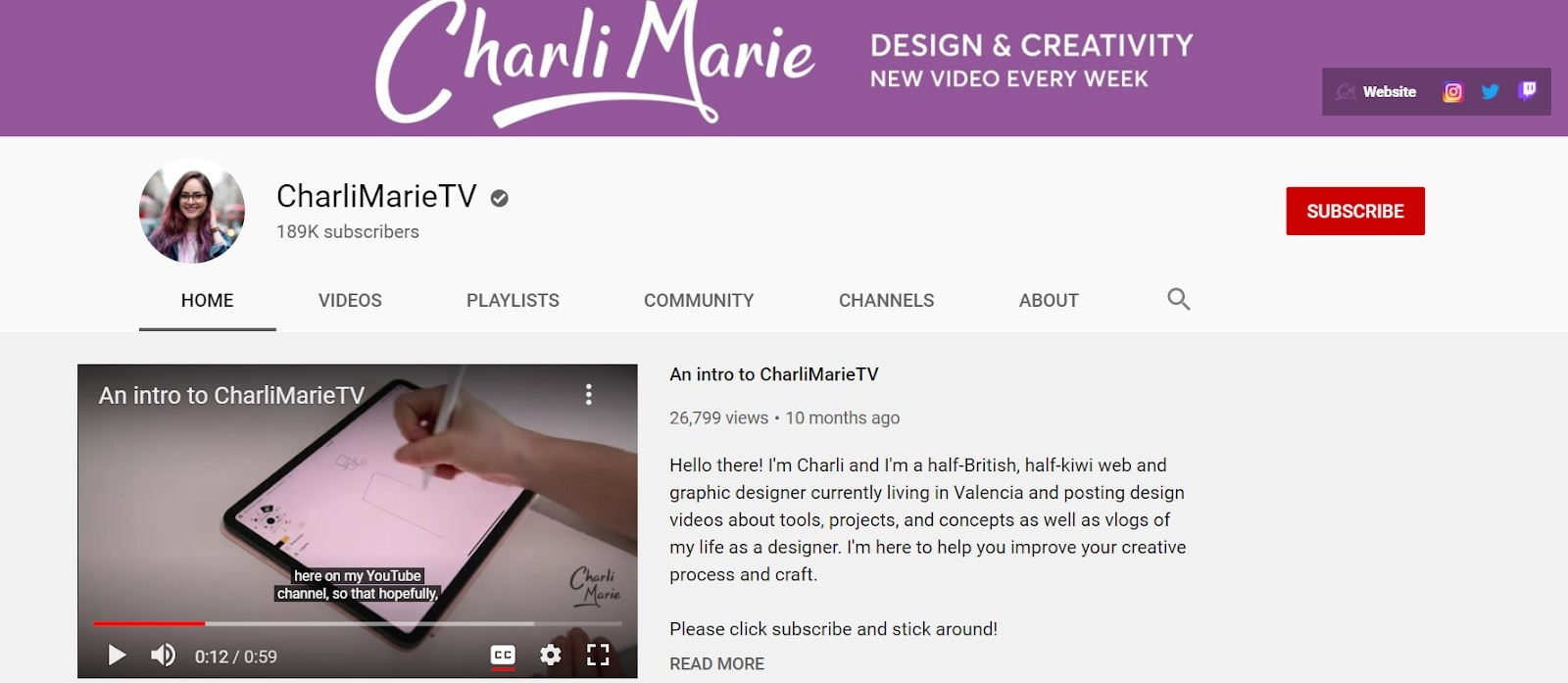 best ux design youtube channels