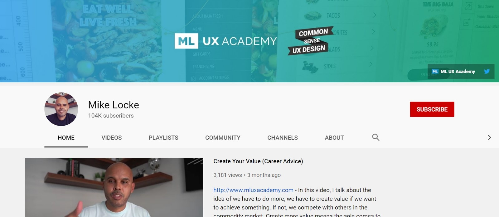 best ui ux youtube channels