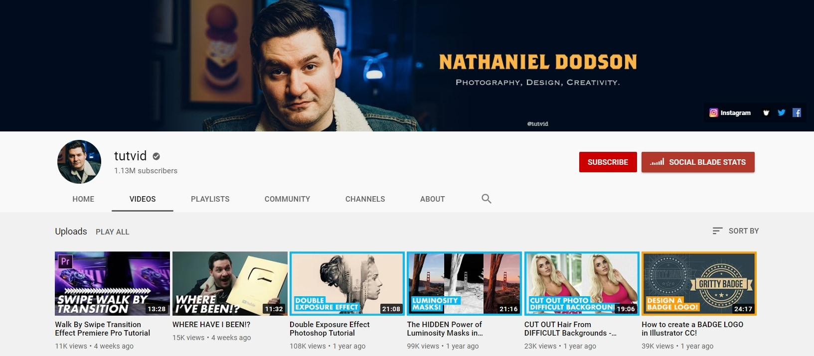 ux design youtube