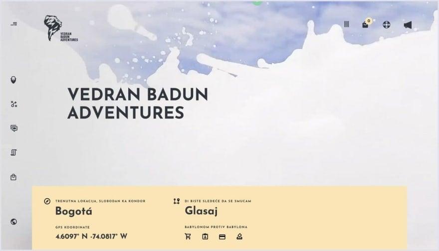 innovative design vedran badun adventures