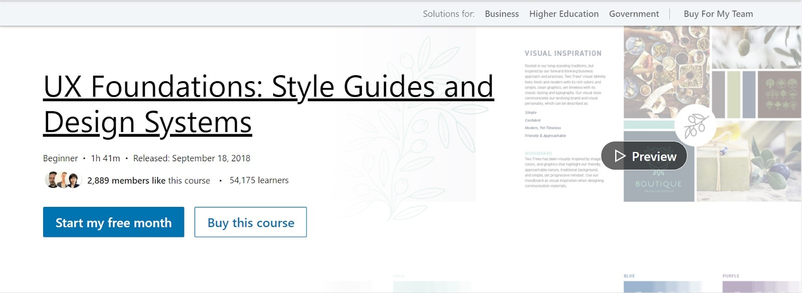 linkedin ux design