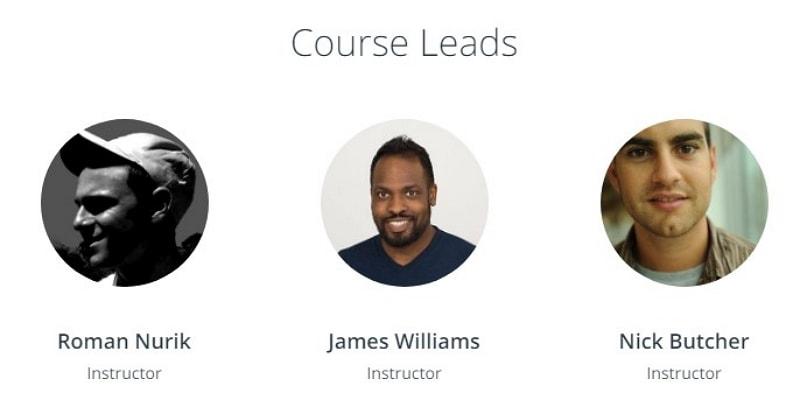 udacity free courses