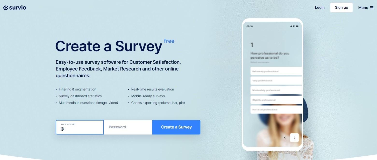UX survey