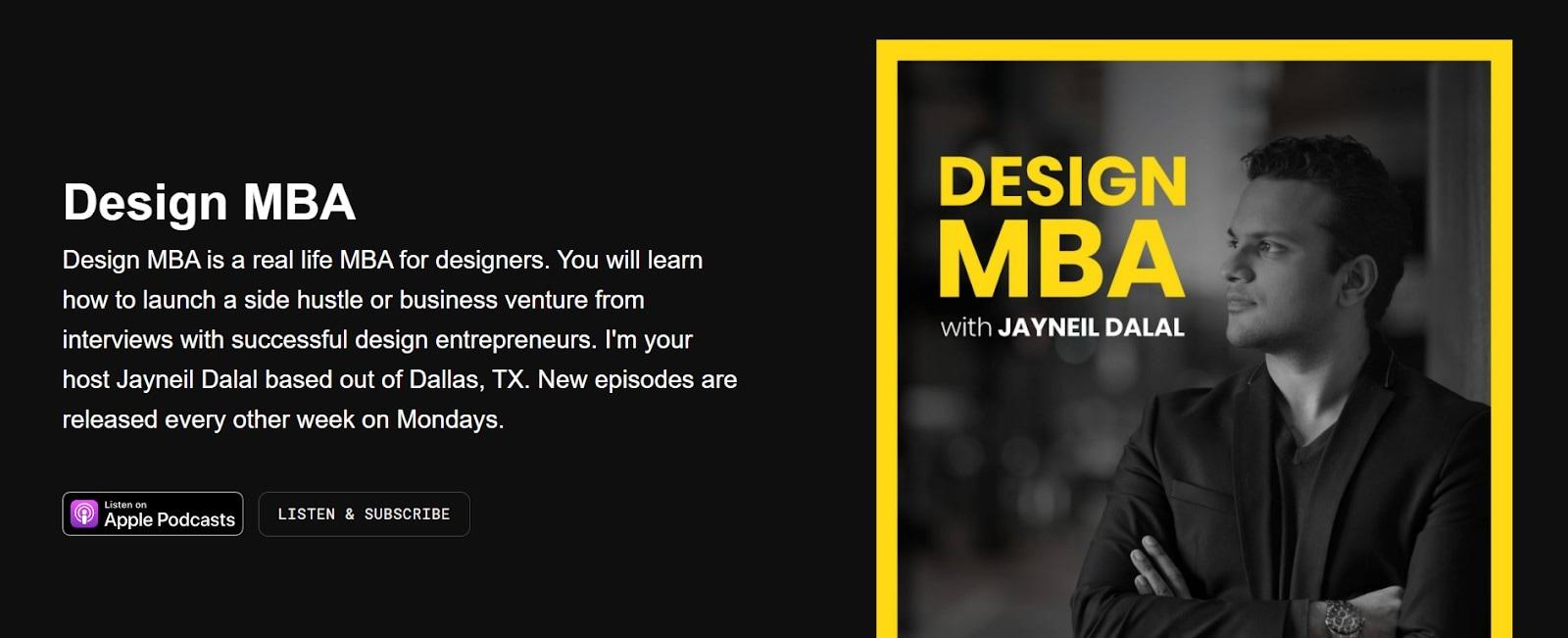 ux design podcast for beginners