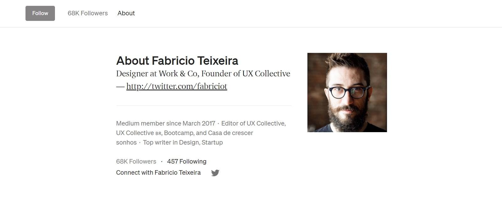 design author