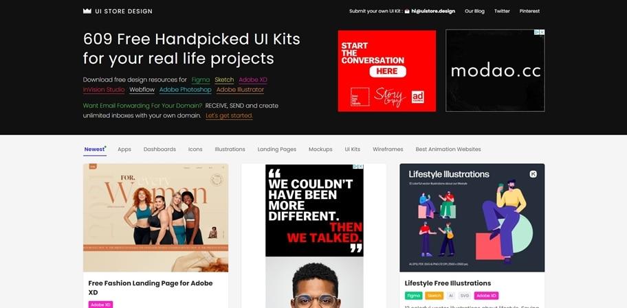 设计网站推荐