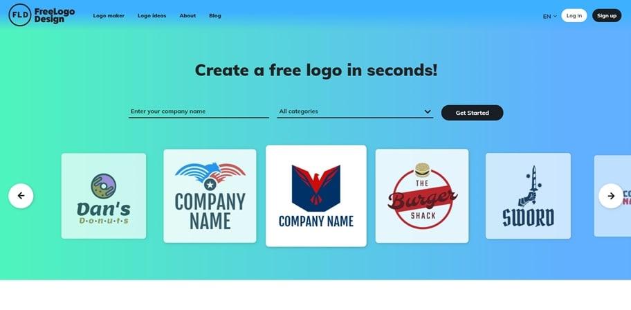 logo设计生成器