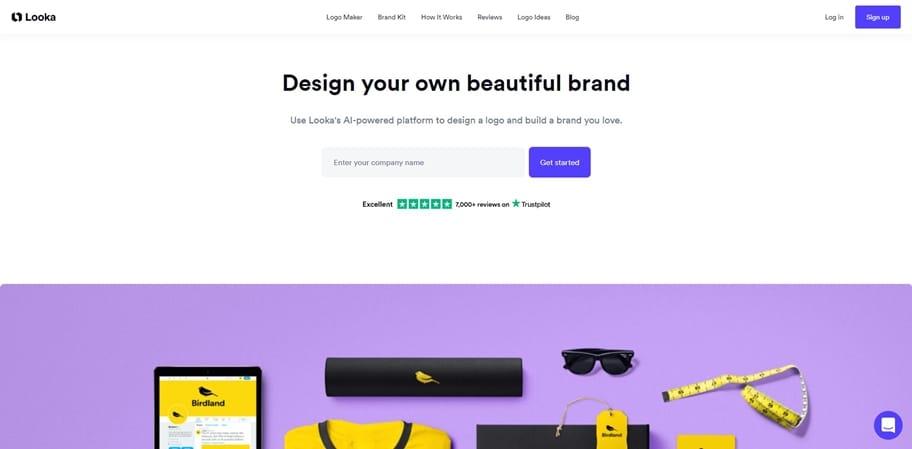 免费设计logo生成器