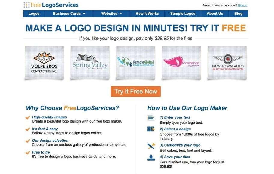 在线logo免费设计