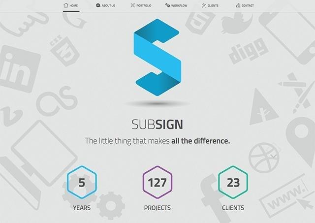 设计师个人网站