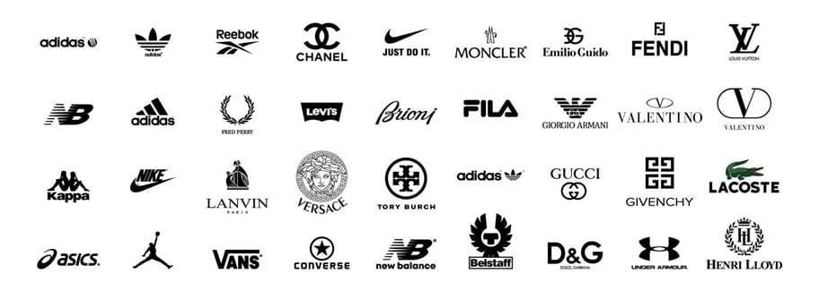 服装店logo设计图片