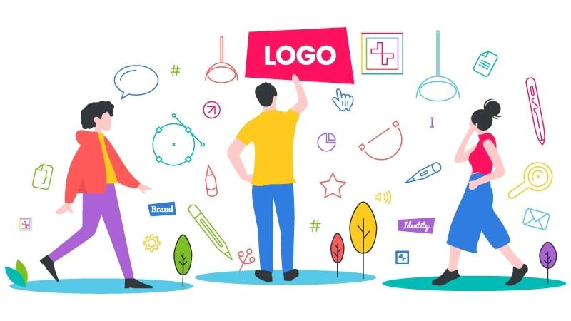 logo怎么设计