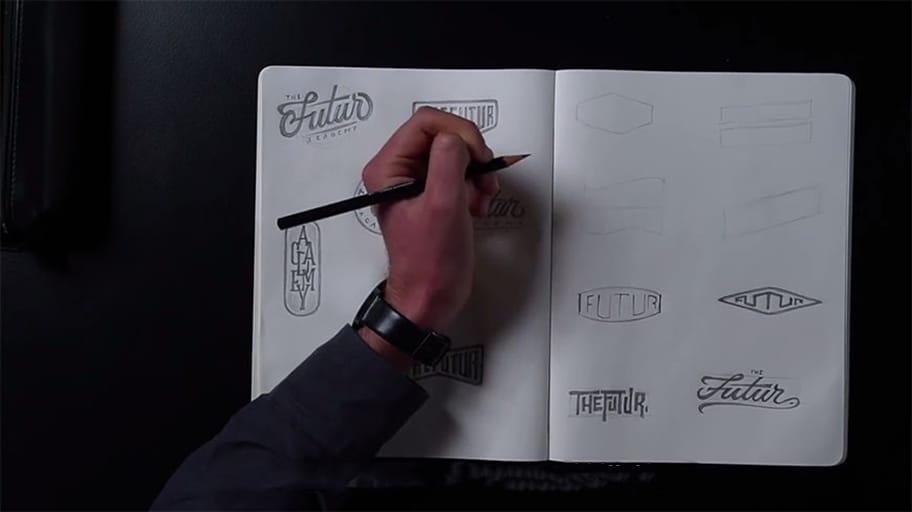 个人签名logo设计