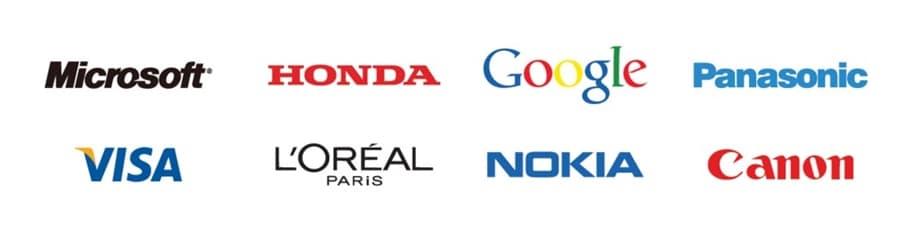 文字logo设计