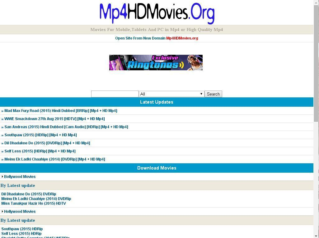 MP4 Bollywood Movies, Top 10 Sites to Download