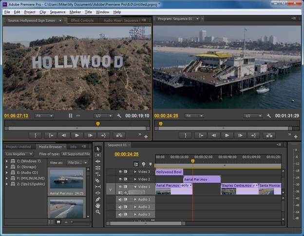 adobe premiere elements free alternative