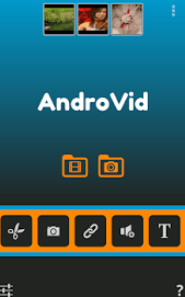 AndroVid Video Editor