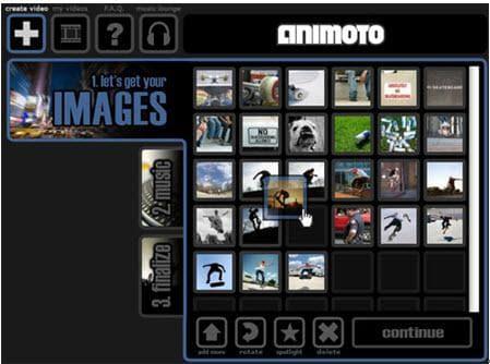 animoto Foto Video Maker
