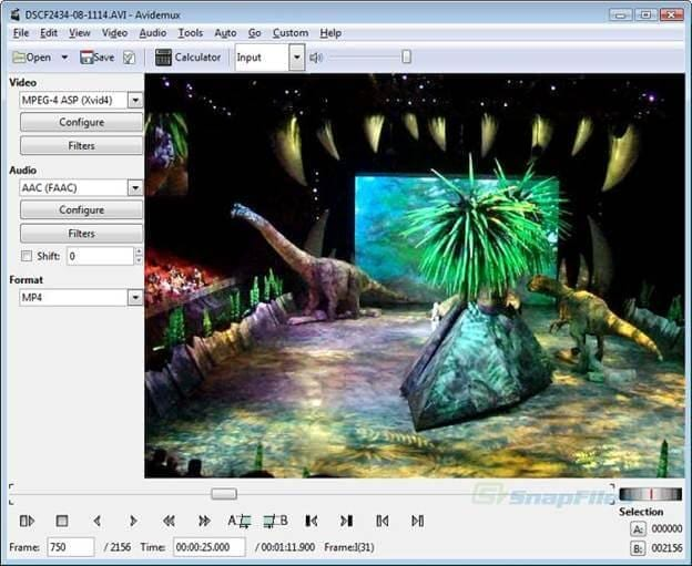 avidemux adobe premiere elements free alternative