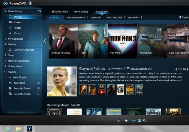 Top Ten 3d Video Players For Pc