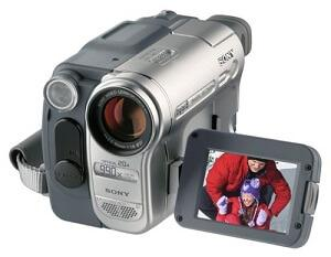 Top Ten 8mm Camcorders/Video Cameras for Recording
