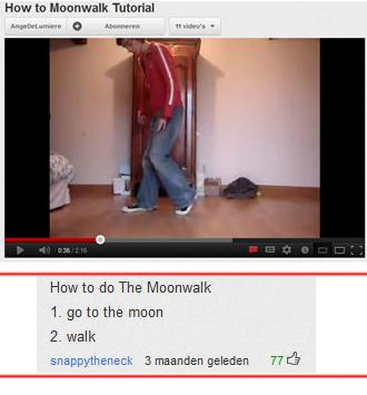 funny youtube comment