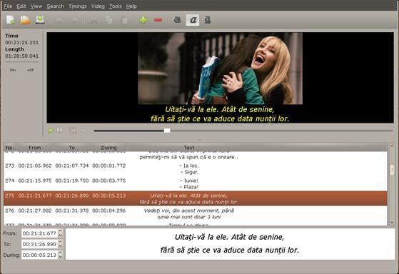 gnome Untertitel Übersetzer