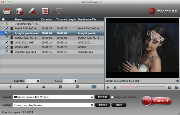 Gopro 4K Video bearbeiten