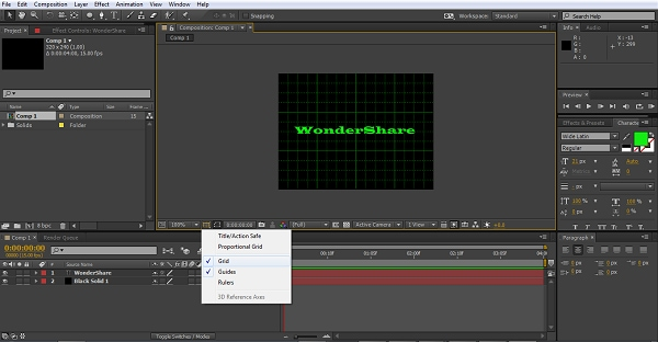 how to make text dance in after effects