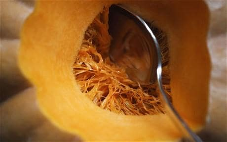 Hollow the Pumpkin out